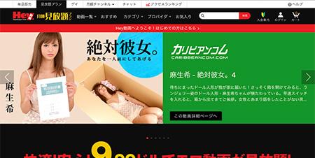 アダルト動画サイト・Hey動画見放題