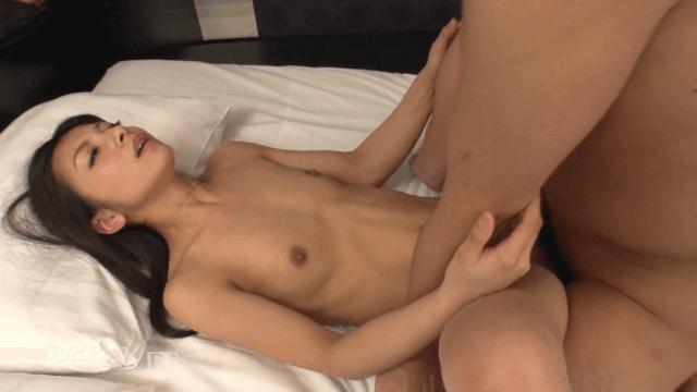 愛加あみ の「微乳ヒッチハイク!」カリビアンコム画像ギャラリー