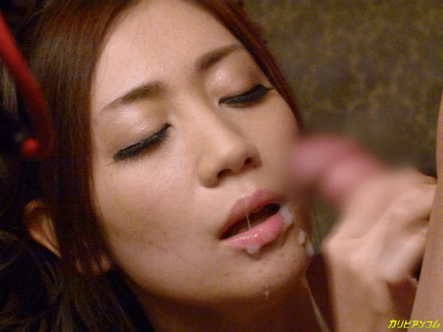 無修正作品「THE 未公開 ~前田かおりの3電マショック」画像