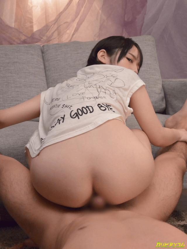 無修正作品「お尻でコキコキスるか」画像