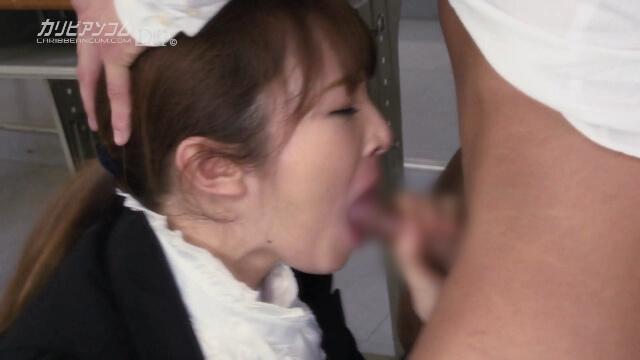 大橋未久無修正デビュー作品カリビアンコム「慟哭の女教師 プロローグ」画像ギャラリー