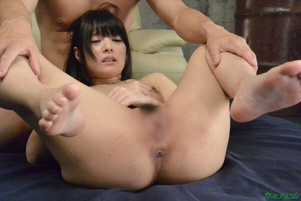 肉厚のビラビラ女優坂咲みほの無修正AV画像ギャラリー